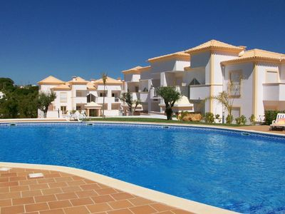 Photo for Beautiful 5 star Luxury, 2 bed apartment near old town Albufeira