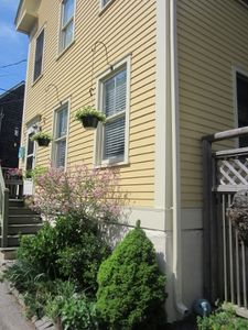 Photo for SEASIDE RETREAT Walk to town-off street parking - private suite and bathroom