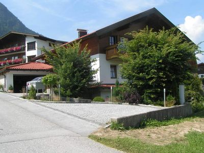 Photo for Apartment for 2-6 persons + garden + large terrace - Landhaus Müller
