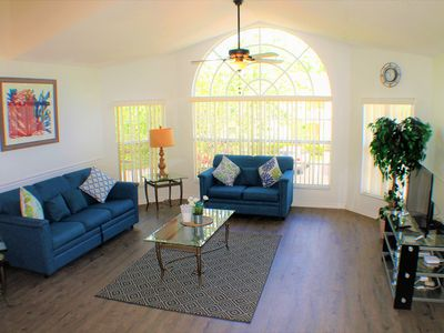 Photo for 3-Bedroom Condo w/ Jacuzzi! 8 Miles from Disney!