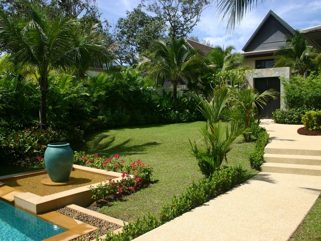 Tropical Luxury for Relaxation on Fabulous Bangtao Beach, Layan ...