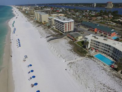 Photo for BEACH SERVICE INCLUDED ~ 2 Bedroom Condo on  Beautiful Okaloosa Island