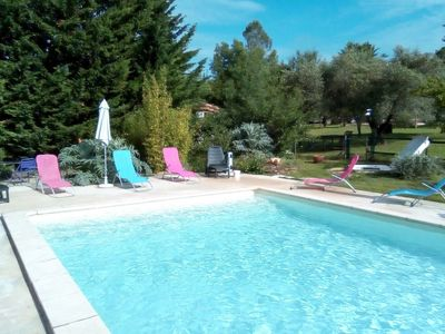 Photo for 2BR Villa Vacation Rental in Rousson