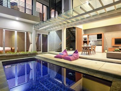 Photo for Affordable 2 BR Villa Sleeps up to 4 Pax in Secluded Area of Nusa Dua