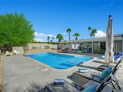 Photo for Comfortable 3 bdrm/1.75 bath in Palm Springs