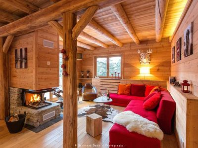 Photo for Serre-Chevalier Luxury Chalet for up to 16 people