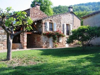 Photo for Gite Labarthe-Bleys, 2 bedrooms, 4 persons