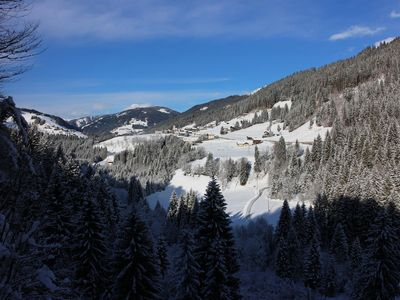 Photo for Apartment for 4-6 persons - Peintnerhof - healing landscape