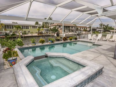 Photo for The magic begins as you enter 171 Flamingo Street.  It's a haven of privacy and tranquility