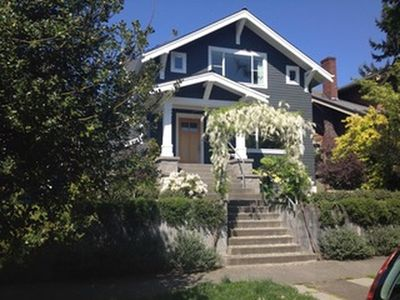 Photo for Beautiful, Extremely Well Located 2 Bedroom, 2.5 Bathroom Seattle Home