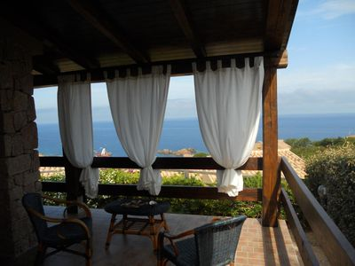 Photo for Holiday house Trinità d'Agultu e Vignola for 4 - 6 persons with 2 bedrooms - Holiday house