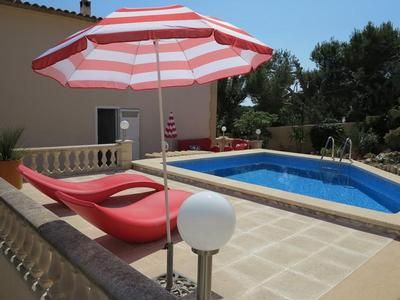 Photo for Cala Ratjada house for 4 - 6 people with 3 bedrooms - Holiday home