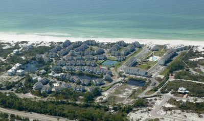 Photo for Barrier Dunes 94 /140 - 2 Bed / 2 Bath Gulf View Townhome in Cape San Blas