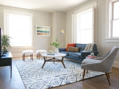 Photo for Sonder | The William Penn | Bright 1BR + Laundry