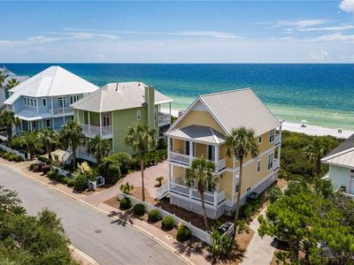 Photo for Abandon All Cares - Gulf Front, Old Florida Beach, Heated Community Pool!