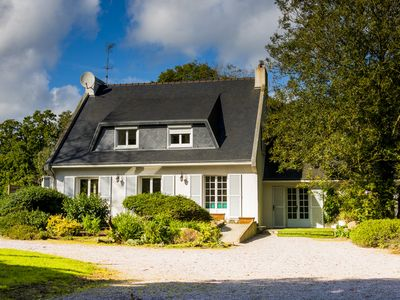 Photo for 7BR Chateau / Country House Vacation Rental in Plérin, Bretagne