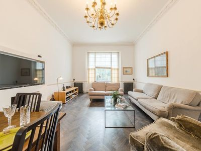 Photo for Exclusive 3 Bed 3.5 Bath w/Steam Room in South Ken