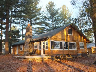 Photo for 4BR Cabin Vacation Rental in Gaylord, Michigan