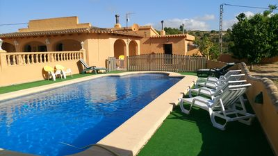 Photo for 3BR Villa Vacation Rental in Teulada- Moraira, Comunidad Valenciana