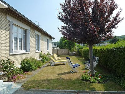 Photo for House 234 m from the center of Benerville-sur-Mer with Parking, Internet, Garden (92257)