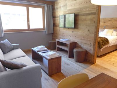 Photo for Apartment SWISSPEAK Resorts Bishorn in Zinal - 4 persons, 1 bedrooms