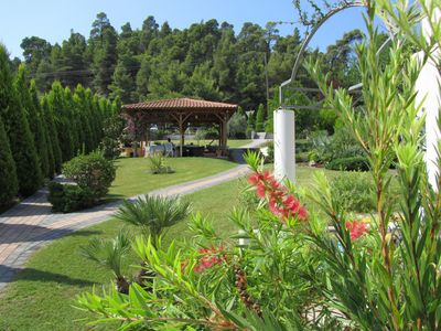 Photo for Your dream vacation home in heavenly landscape between pinewood and sea