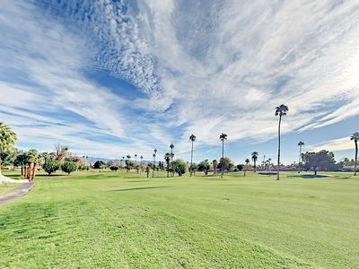 Golf Course - The exclusive Indian Palms Country Club & Resort offers access to a 27-hole golf course.