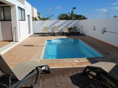 Photo for 3BR Villa Vacation Rental in Playa Blanca, CN