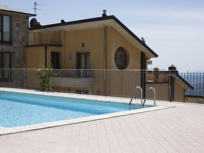 Photo for Apartments in the Montalbano hills in the heart of Tuscany, studio