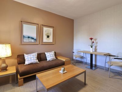 Photo for AGUERE I, Comfortable apartment, located in the Laguna.  North of Tenerife,