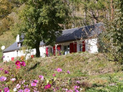 Photo for Comfortable farm house at the Domaine de Ski Tourmalet