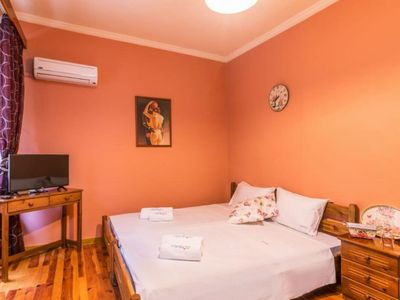 Photo for A bright cozy apartment in the heart of Corfu old city!