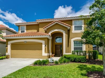 Photo for Enjoy a Holiday of a Lifetime in a Luxury Villa on Solterra Resort, Orlando Villa 2733