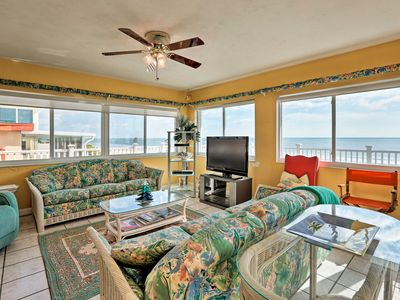 Photo for NEW! Beachfront Port Orange Home w/ 3-Tiered Deck!