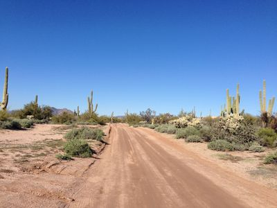 Photo for Desert House. Secluded, Yet Near Everything.
