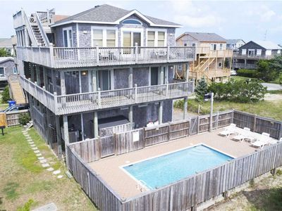 Photo for Enjoy Cmty Boardwalk to Beach at Oceanview Home w/ Pool, Hot Tub, Game Rm & More