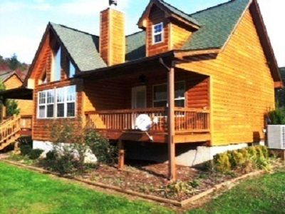 River Front Amp Mountain View Cabin Tube Sw Vrbo