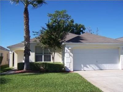 Photo for This home is situated in a gated community 10 minutes from Disney!!
