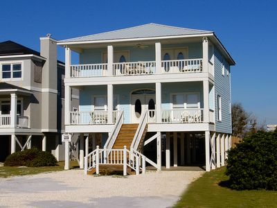 Photo for Tide Pride: 4 BR / 4 BA house in Orange Beach, Sleeps 12