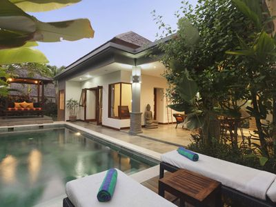 Photo for 2 Bedroom Pool Villa near ECHO beach Canggu, Staff service