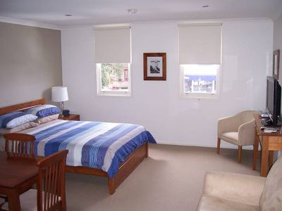 Photo for 1BR Apartment Vacation Rental in Queenscliff, VIC