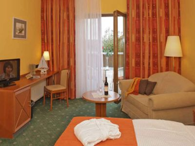 Photo for Double room with extra bed - Hotel Nautic