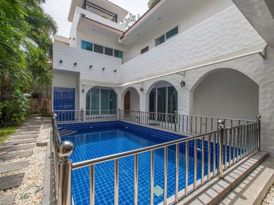 Photo for Unique Greek style villa is located at the south of Phuket island