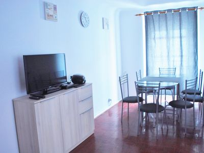 Photo for T 4 in the Bairro Historico of Lisbon, Bairro Alto, river view, with free wifi