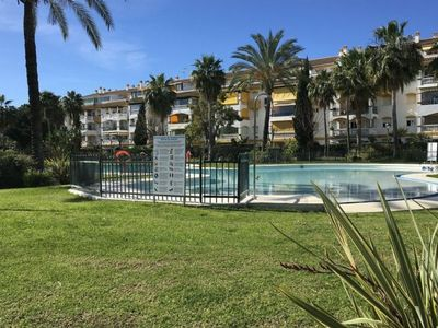 Photo for 2 Bedroom Apartment walking distance to Puerto Banus