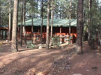Photo for Retreat to Tall Cool Pines