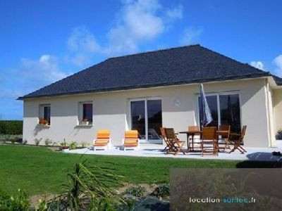 Photo for Holiday paradise - Ideal house 150 M from the sea