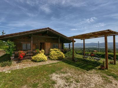 Photo for Cozy Cottage in Graffignano Italy with Swimming Pool