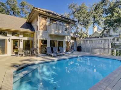 30 North Forest Beach Drive - 4th Row Ocean with *Heated Pool