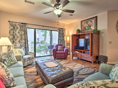 Photo for NEW! Updated Hilton Head Townhome - Walk to Beach!